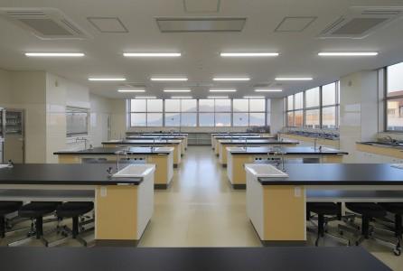 26 4F 第1実験室(理化学実験室)