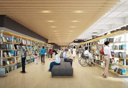 鹿児島市立まちなか図書館